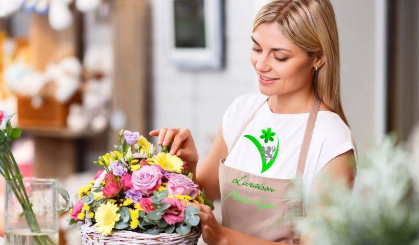 livraison fleuriste à Lyon